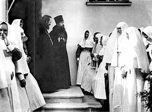 Марфо Мариинская обитель 1910 е годы
