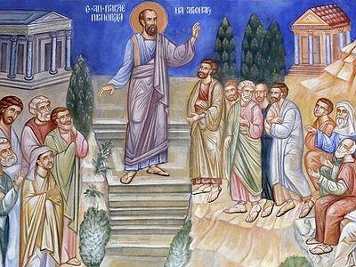 Проповедь вне храма: возможности и опасности