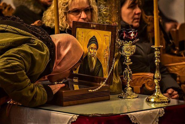 Старец Порфирий Кавсокаливит - Страница 2 253337.b