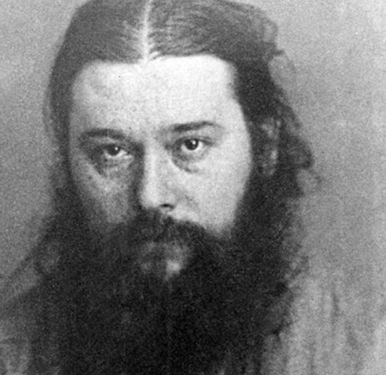 Священник Владимир Медведюк. Москва. Тюрьма ОГПУ. 1929. Фото с сайта drevo-info.ru