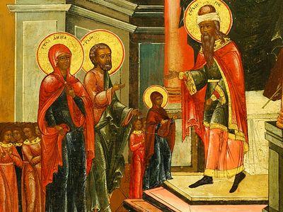 Всенощное бдение в Сретенском монастыре накануне Недели 25-й по Пятидесятнице и Введения во храм Пресвятой Богородицы