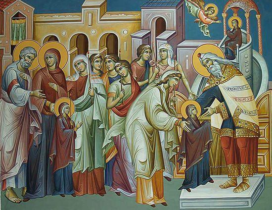 Картинки по запросу Слово на Введение во храм Пресвятой Богородицы