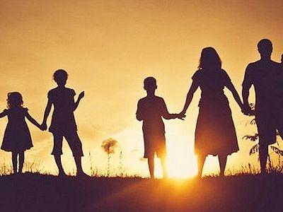 Крест многодетности: путь любви