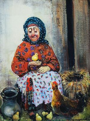 Художник: Ладо Тевдорадзе