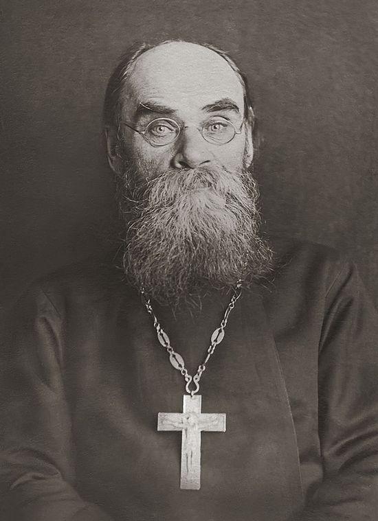 Отец Николай Архангельский, фото 1930-х годов