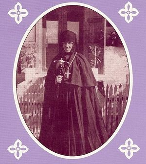 Blessed Eldress Euphemia of Serbia