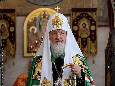 Патриарх Кирилл: Мы призваны свидетельствовать о правде Божией и не прогибаться перед вкусами современного общества