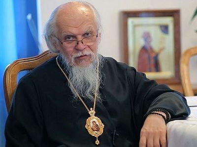 Епископ Пантелеимон: Нельзя думать, что люди, попавшие в беду, особенно грешны