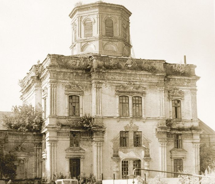 Покровский храм Саратова в советское время