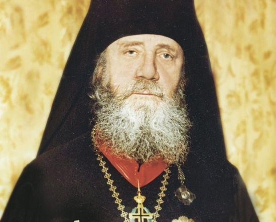 Архиепископ Саратовский и Вольский Пимен (Хмелевской), 1988 г.