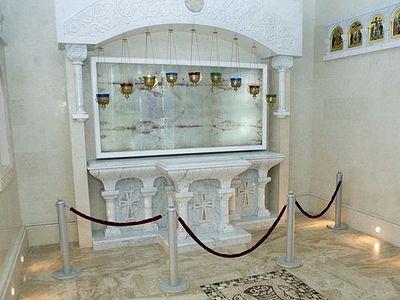 Божественная литургия в Сретенском монастыре в Неделю 25-ю по Пятидесятнице