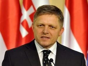 Slovakia Prime Minister Robert Fico. (AP)
