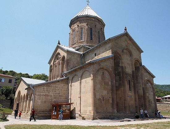 Samtavro Monastery in Mtskheta. Photo from DDohler/Flickr.