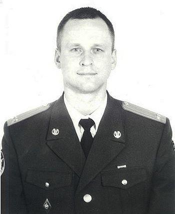Подполковник Константин Иванович Васильев