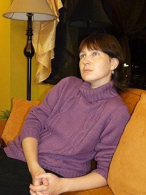 Матушка Юлия Кулакова. Фото из личного архива