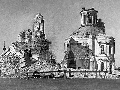 Крестная история России на примере одного северного города