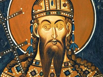 Свети краль Урош Неjаки