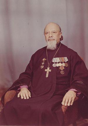 Прот. Георгий Степанов. 1977 г