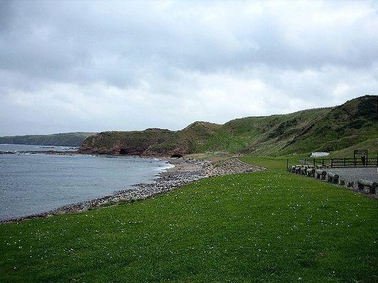 Aberdour Bay, Aberdeenshire