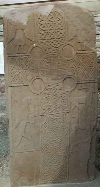 Eassie Pictish stone