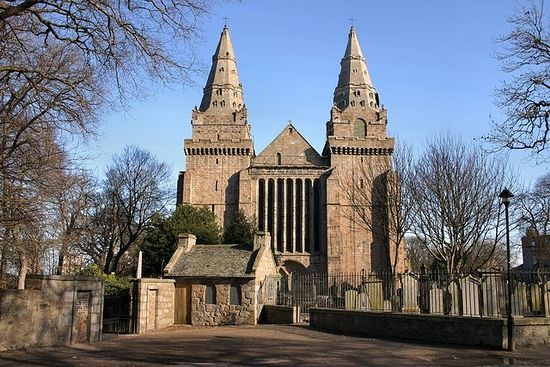 St. Machar's Cathedral in Aberdeen