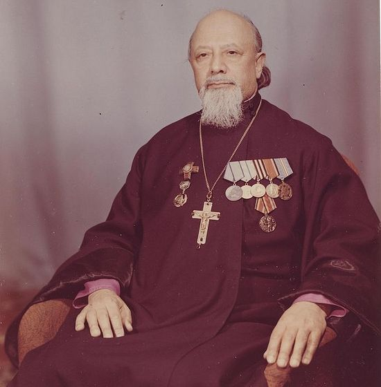 Fr. George, 1977