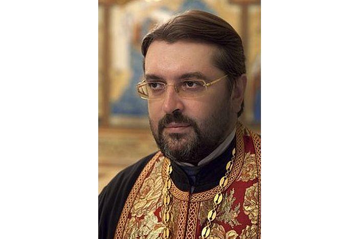 Иерей Андрей Бойцов