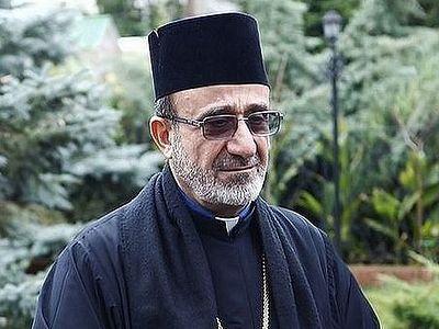 Епископ Антиохийской Православной Церкви рассказал о чудесах на войне в Сирии