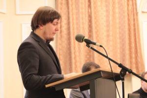 М. С. Козлов-Шульженко, соучредитель Аналитического центра свт. Василия Великого
