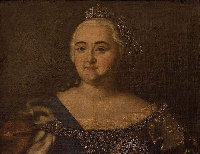 Луи Каравак (1684–1754) — французский живописец, в 1716 году переехал в Россию и стал придворным художником при императоре Петре I.