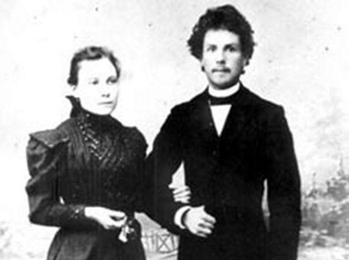 Прокопий и Мария Шаламовы