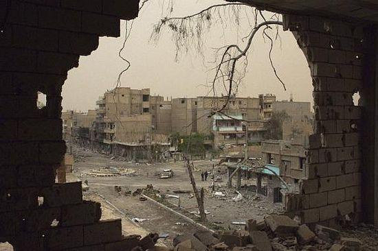 Photo: Reuters. Khalil Ashawi.