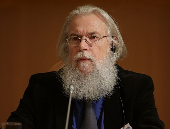 Doctor of theology Jean-Claude Larchet. Photo: http://monasterium.ru/