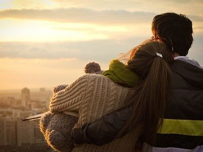 Влюбленность, страсть, любовь