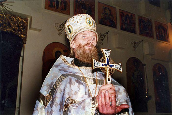 Иерей Николай Гудков — будущий иеромонах Феофан