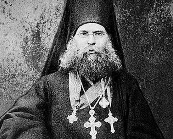 Начальник Алтайской духовной миссии архим. Владимир (Петров)