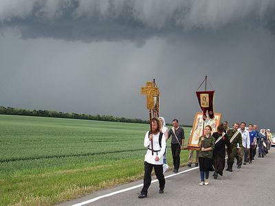 Крестный ход – дорога к Богу