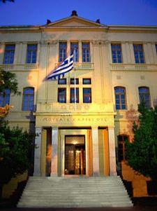 Университет имени Аристотеля в Салониках — самое крупное академическое учреждение в Греции и на Балканах