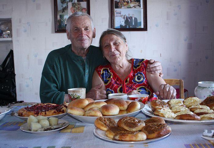 Александр Порфирьевич и Изабелла Ефимовна Слепинины