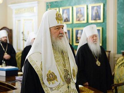 Священный Синод утвердил молитвенное последование с покаянным каноном о грехе аборта