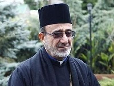 Епископ Антиохийской Церкви: Мы поддерживаем каноническую Церковь в Украине и молимся, чтобы Филарет образумился