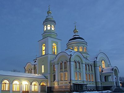 Записки православного гида