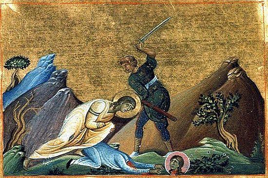 Святые великомученицы Анастасия и Василиса. Фото с сайта wikiwand.com