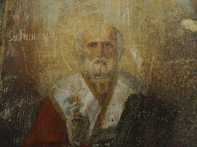 Чудесное явление иконы святителя Николая в селе Великорецком