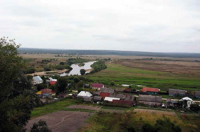 Село Березичи