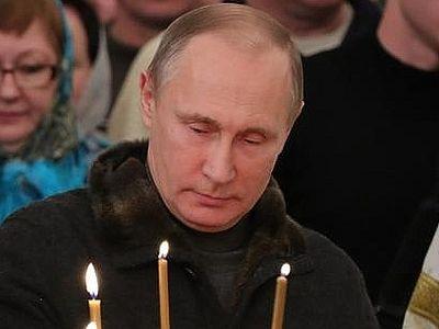 Владимир Путин: Рождественские дни — это время благих помыслов и дел