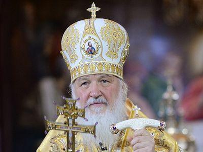 Патриарх Кирилл: Сегодня на семью оказывается сильное давление