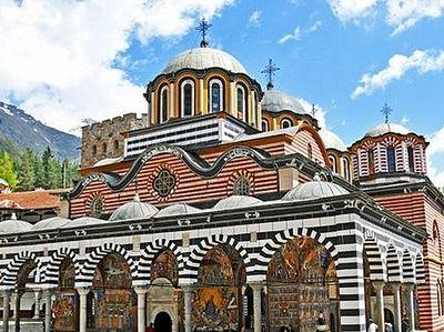 Православная Болгария: осиянная Премудростью Божией