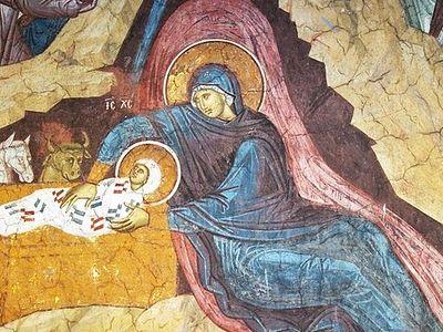 Дело, совершенное Господом Рождшимся, касается каждого из нас
