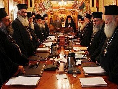 Элладская Церковь опубликует послание «К народу» в связи с решениями Критского Собора